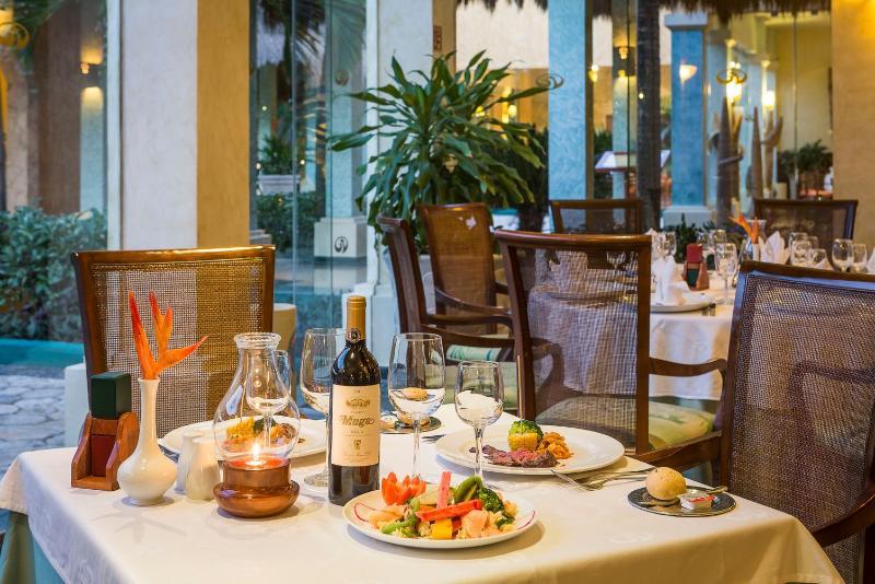 Restaurant Grand Palladium Kantenah Resort & Spa