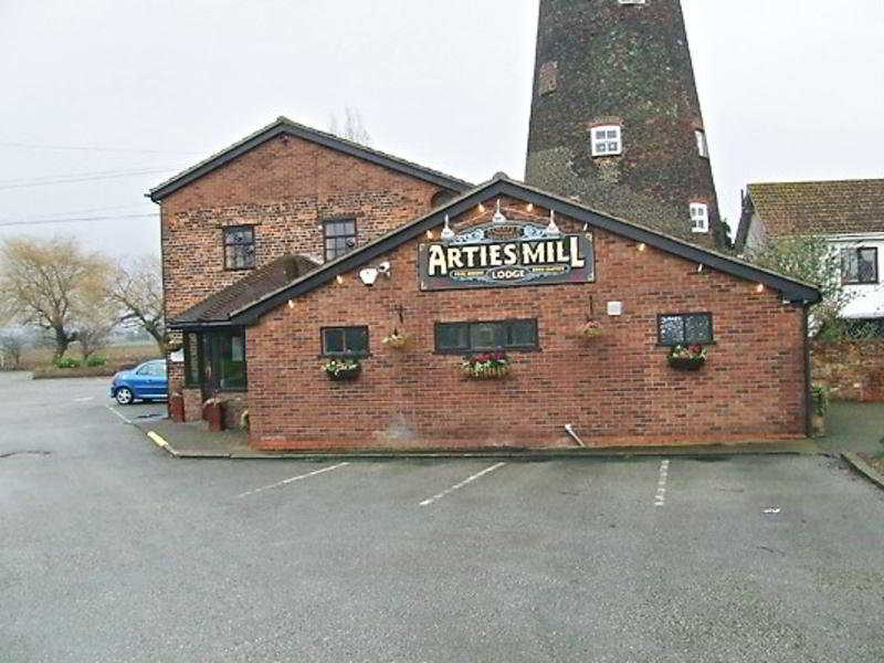 General view Arties Mill & Lodge