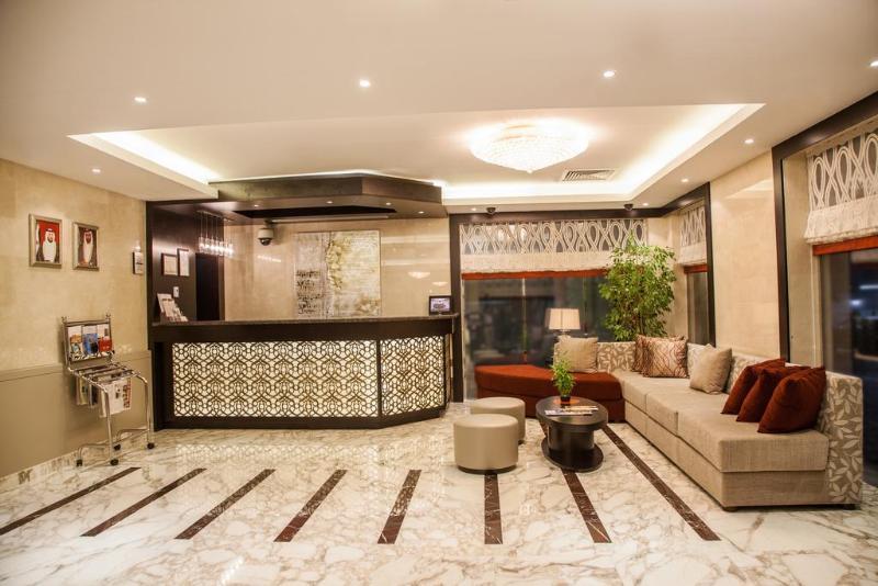 Lobby Xclusive Hotel Apartment