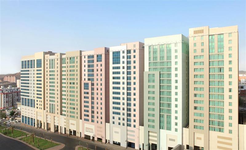 General view Le Meridien Towers Makkah