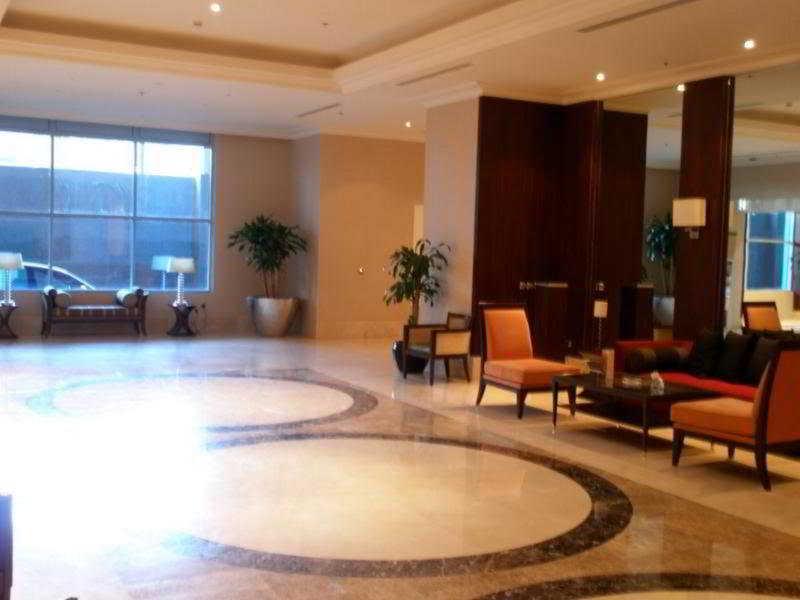 Lobby Le Meridien Towers Makkah