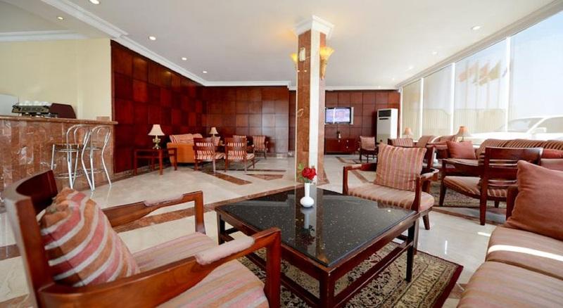 Lobby Boudl Corniche