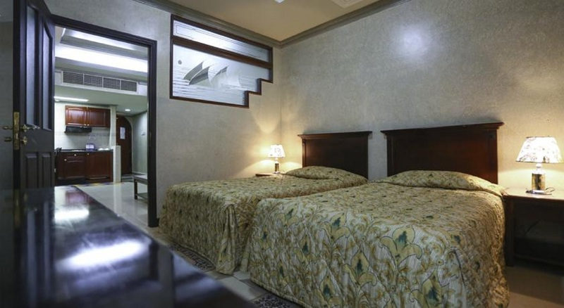 OYO 124 Oriental Palace Hotel Apartment