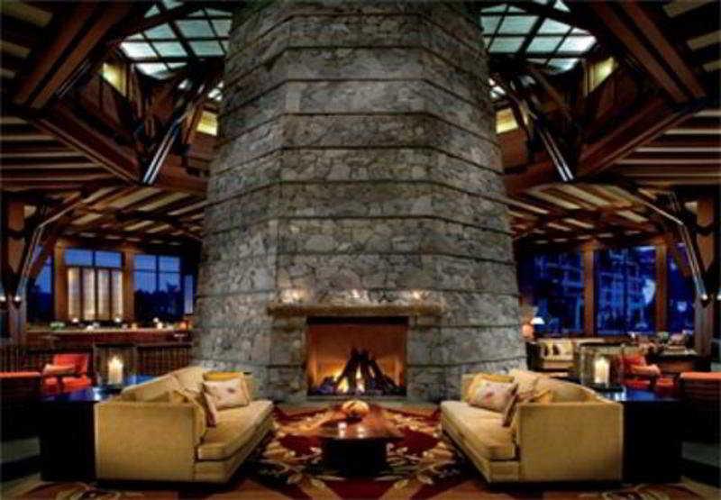 Lobby The Ritz-carlton, Lake Tahoe