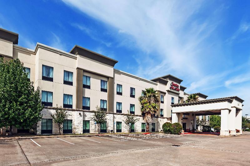 General view Hampton Inn & Suites Houston-westchase