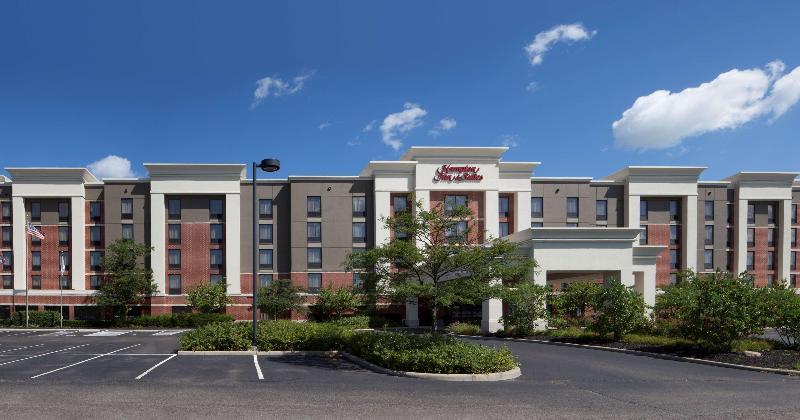 General view Hampton Inn & Suites Columbus Easton Area