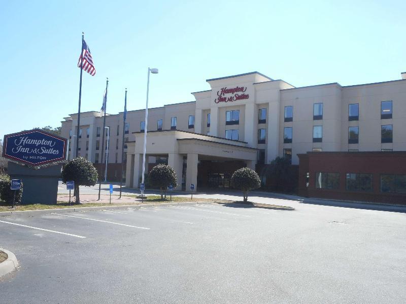 General view Hampton Inn & Suites Norfolk-airport