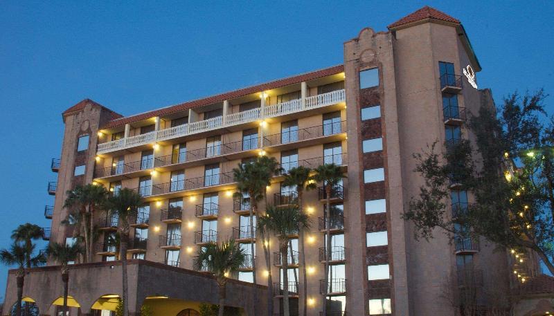 General view Doubletree Suites By Hilton Mcallen