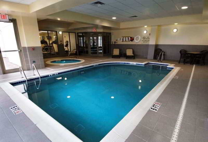 Pool Hilton Garden Inn Columbus-university Area