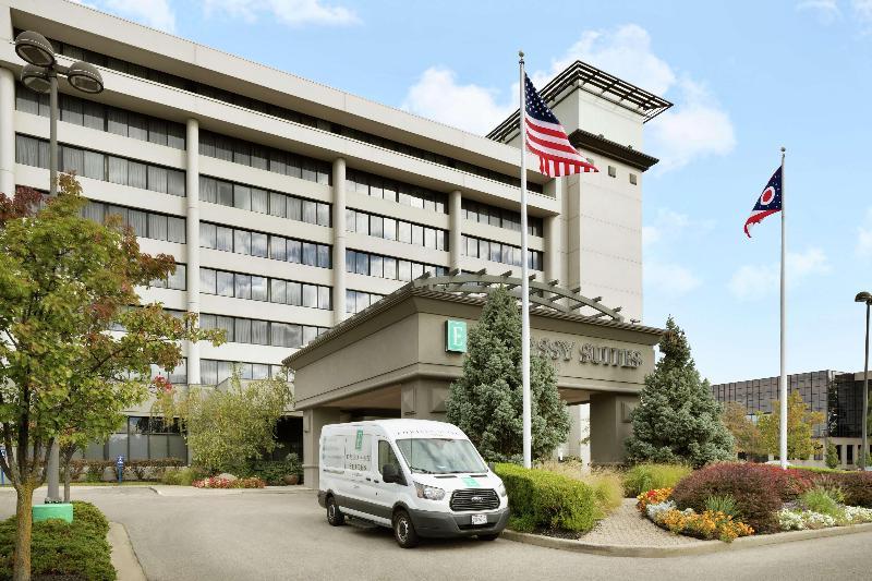 General view Embassy Suites Columbus