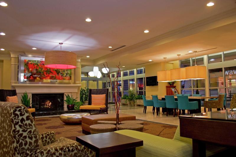 Lobby Hilton Garden Inn Philadelphia Center City
