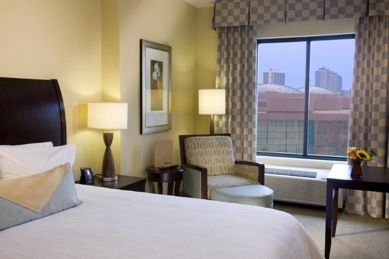 General view Hilton Garden Inn Minneapolis Downtown