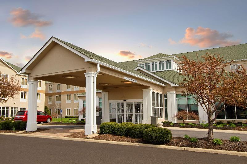 General view Hilton Garden Inn Columbus Airport
