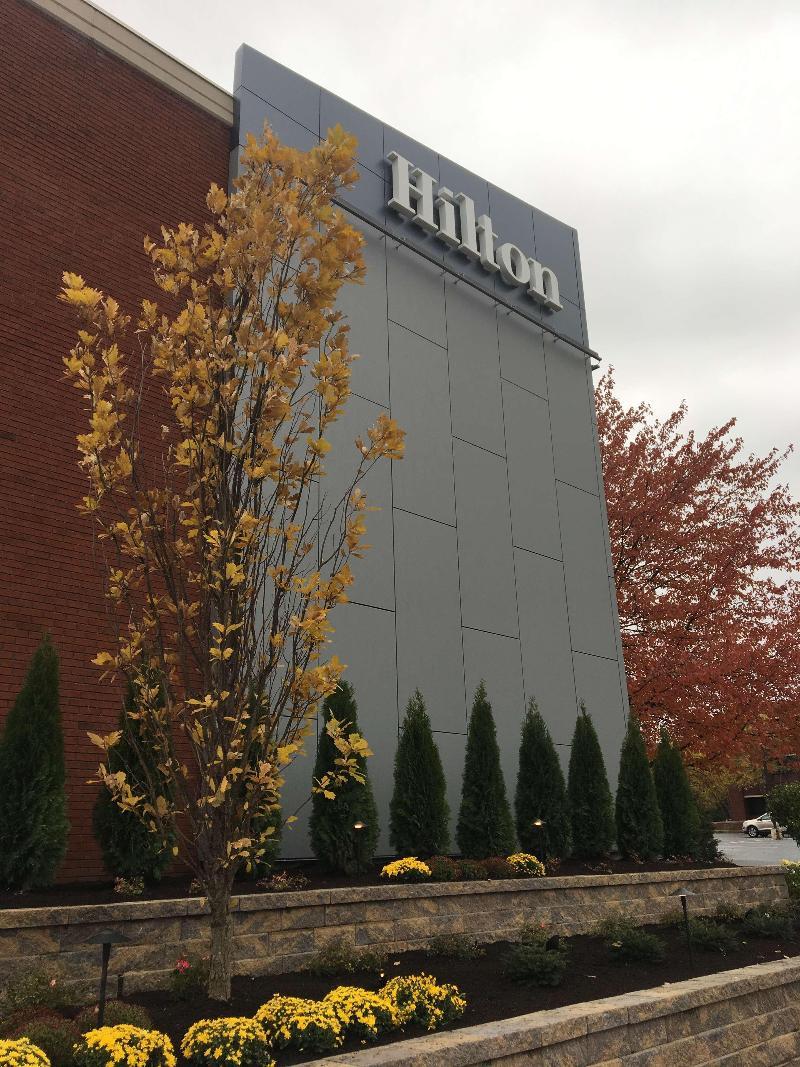 General view Hilton Akron- Fairlawn