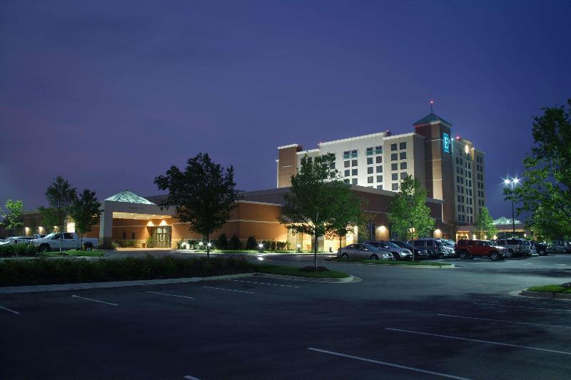 General view Embassy Suites Murfreesboro - Hotel & Confer.