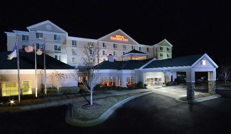 General view Hilton Garden Inn Raleigh Triangle Town Center