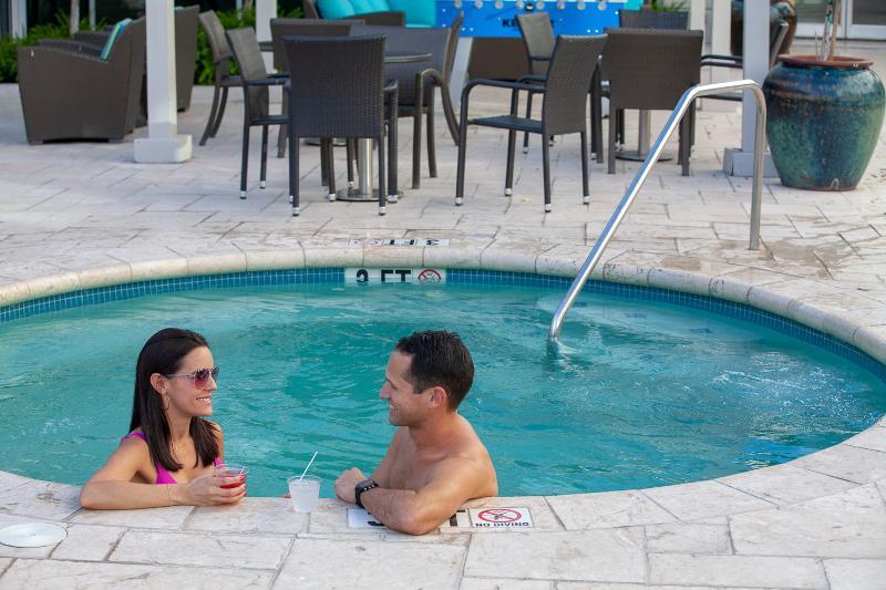 General view Hampton Inn & Suites San Juan