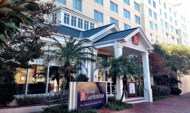 General view Hilton Garden Inn New Orleans Convention Cente