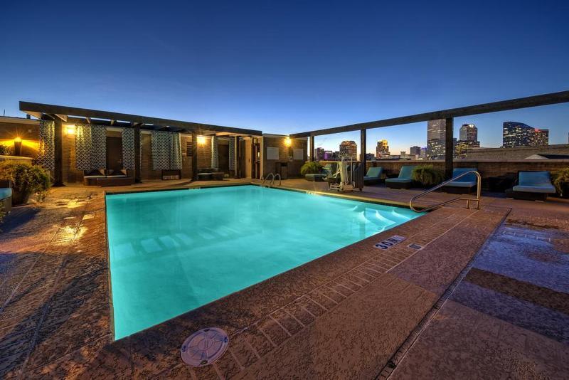 Pool Hilton Garden Inn New Orleans Convention Cente