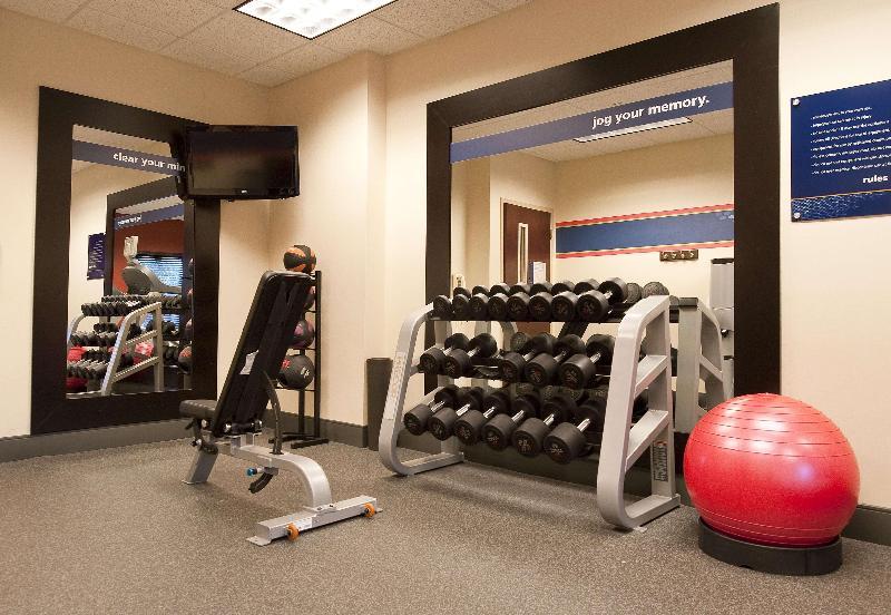 Sports and Entertainment Hampton Inn & Suites