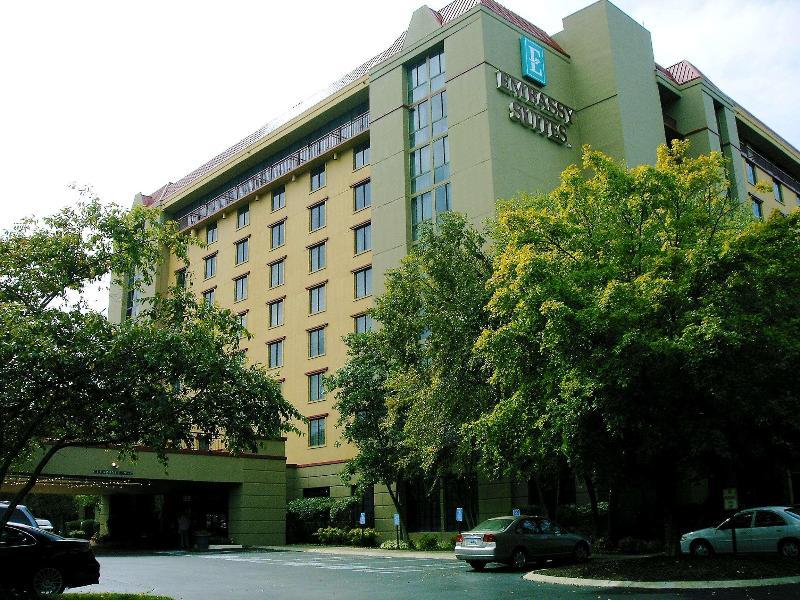 General view Embassy Suites Nashville - Airport