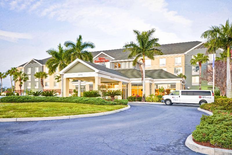 General view Hilton Garden Inn Sarasota-bradenton Airport