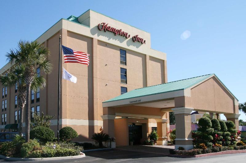 General view Hampton Inn Orlando-maingate South