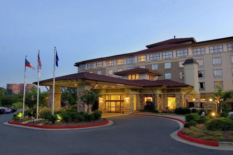 General view Hilton Garden Inn Atlanta Nw- Wildwood