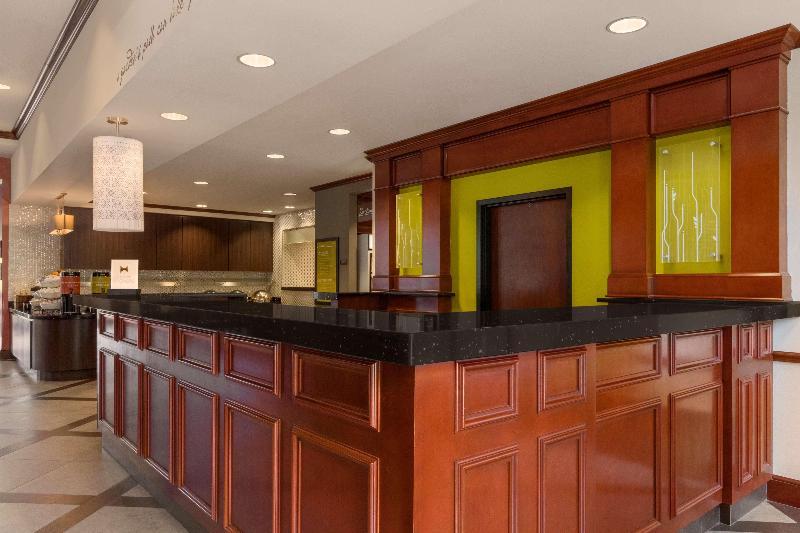 Lobby Hilton Garden Inn Atlanta Nw- Wildwood