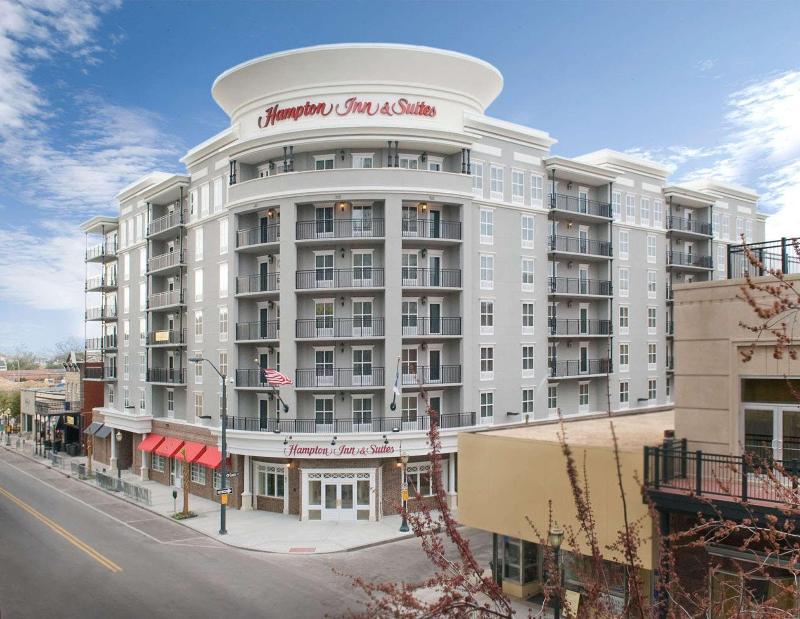 General view Hampton Inn & Suites Mobile- Downtown Historic
