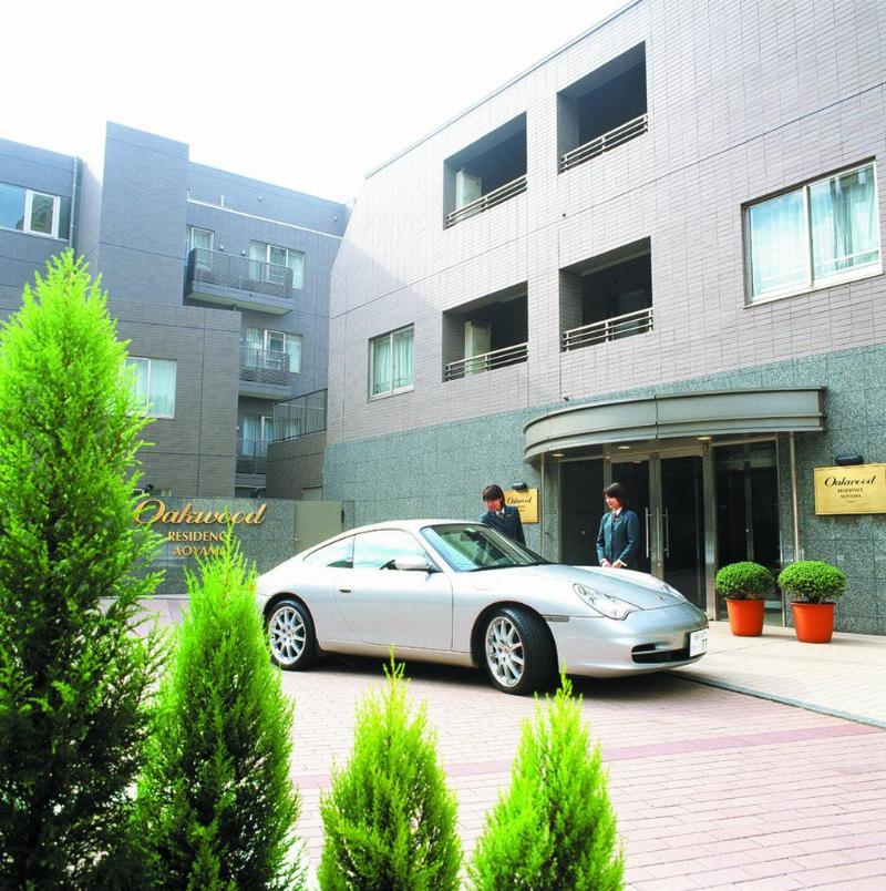 General view Oakwood Residence Aoyama