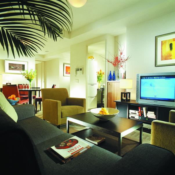 Room Oakwood Residence Aoyama