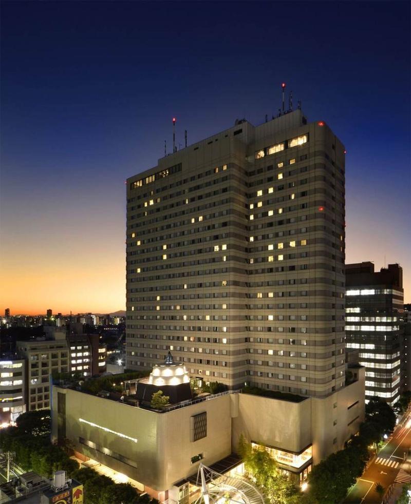 General view Metropolitan Tokyo Ikebukuro