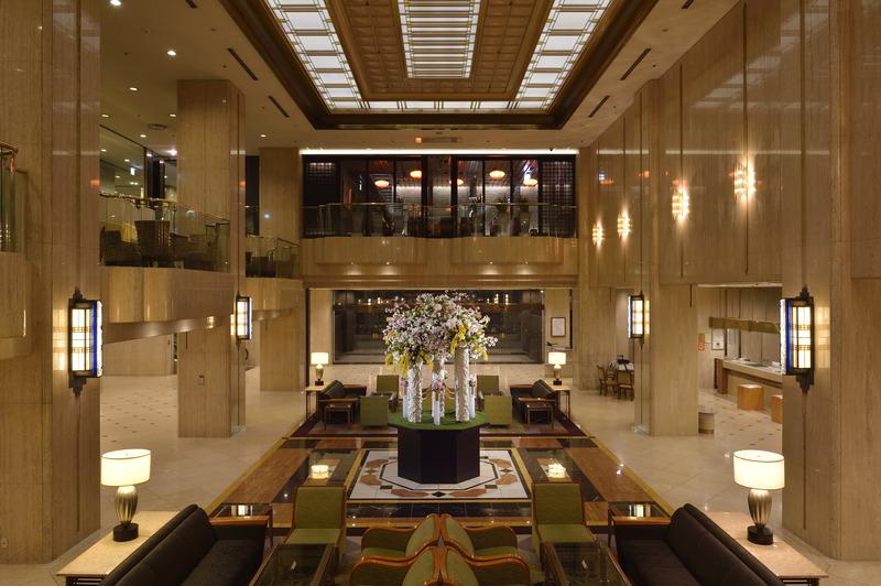 Lobby Metropolitan Tokyo Ikebukuro