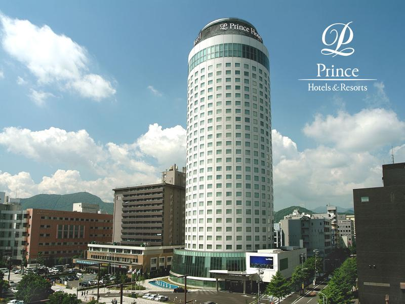 General view Sapporo Princehotel