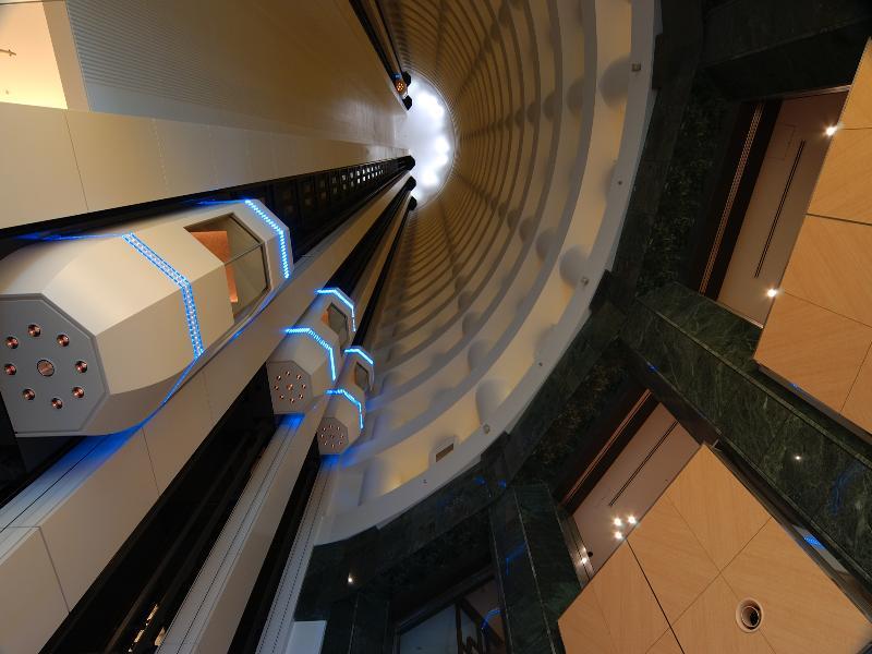 Lobby Sapporo Princehotel
