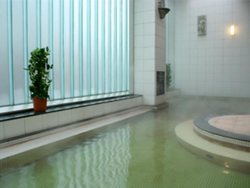 Pool Sapporo Princehotel