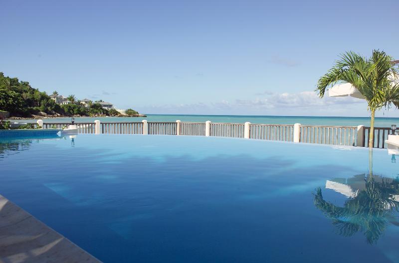 General view Blue Waters Antigua