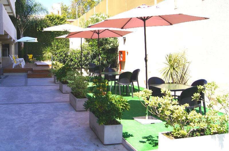 General view Soltigua Apart Hotel Mendoza