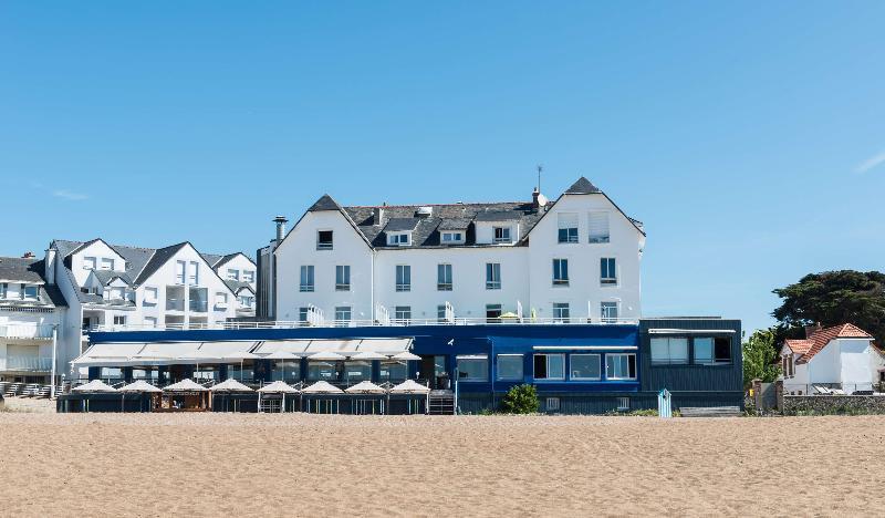 General view Best Western Hotel De La Plage
