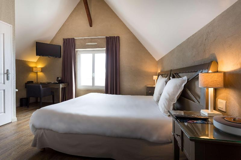Room Best Western Hotel De La Plage