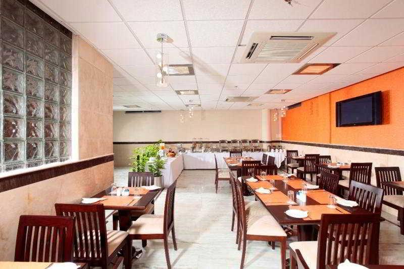 Restaurant Iris Park Delhi