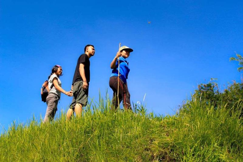 General view Saranam Eco Resort
