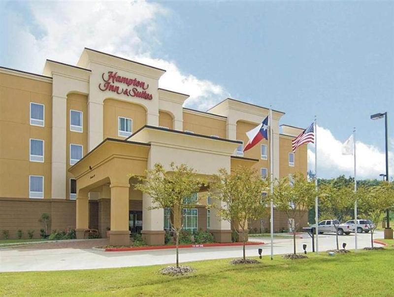 General view Hampton Inn & Suites Palestine