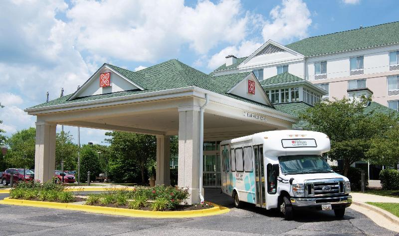 General view Hilton Garden Inn Bwi Airport