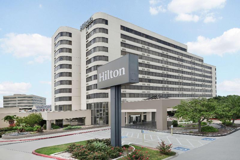General view Hilton College Station & Conference Center