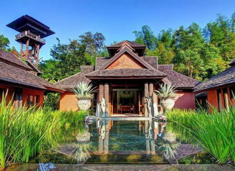 Sports and Entertainment Sibsan Resort & Spa Maeteang