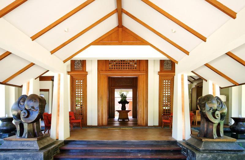 Lobby Sibsan Resort & Spa Maeteang