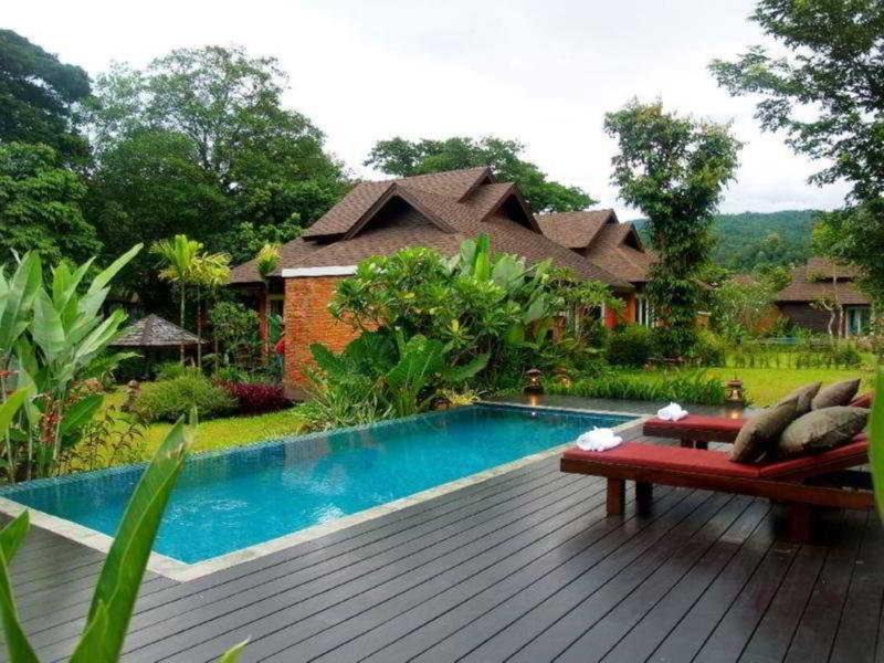 Pool Sibsan Resort & Spa Maeteang