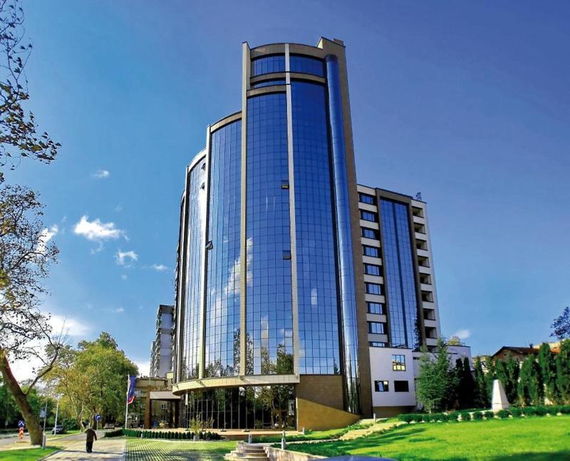 General view Rosslyn Hotel Dimyat Varna
